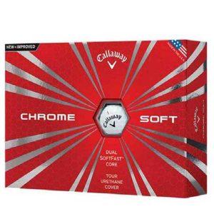 pelotas de golf callaway supersoft
