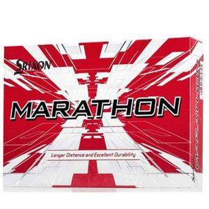 bolas de golf srixon marathon