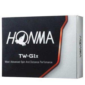 bolas de golf honma TW G1X