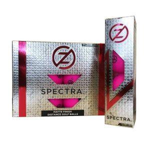 bolas de golf spectra zero friction